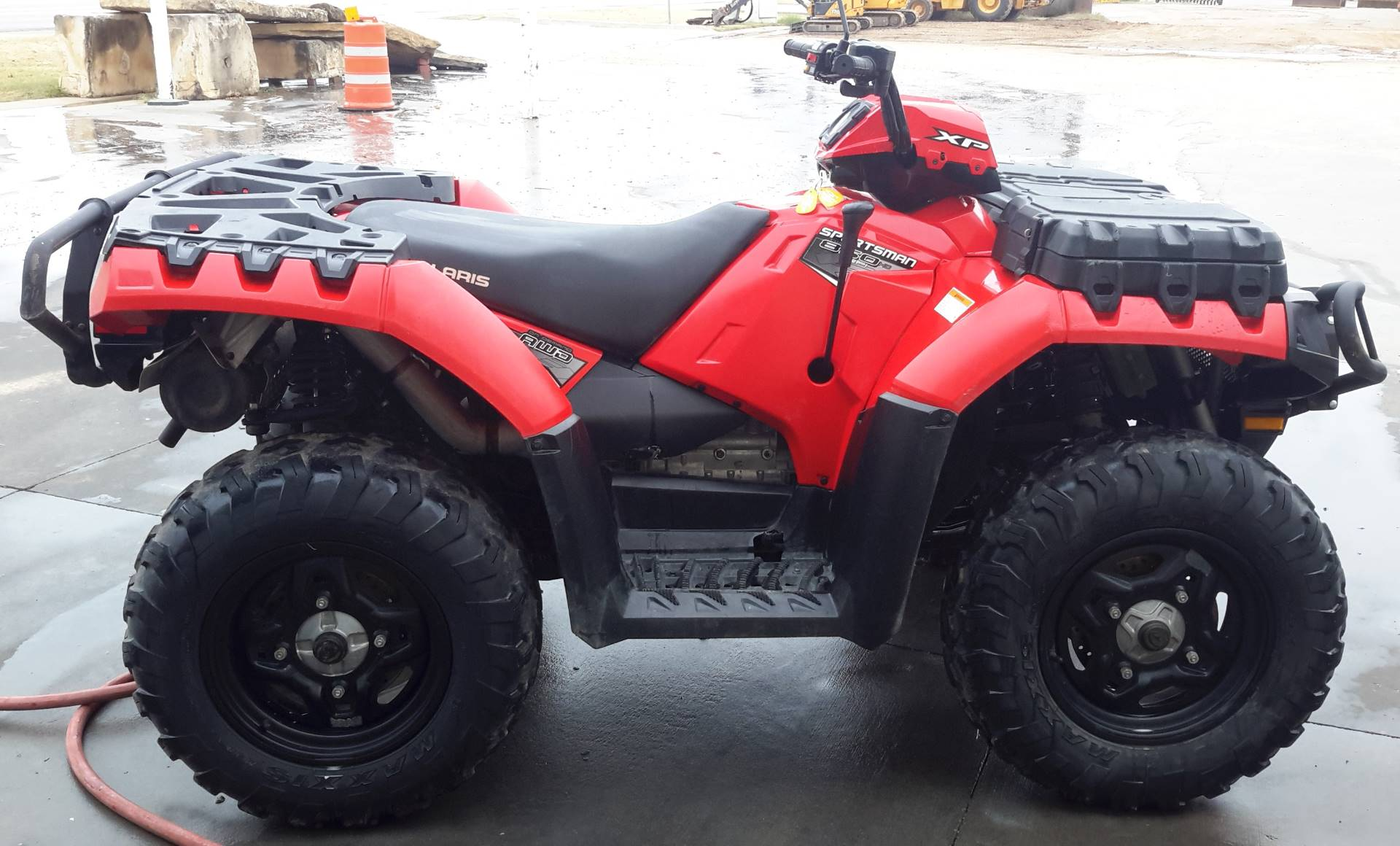 2012 Polaris Sportsman XP® 850 H.O. in Eastland, Texas