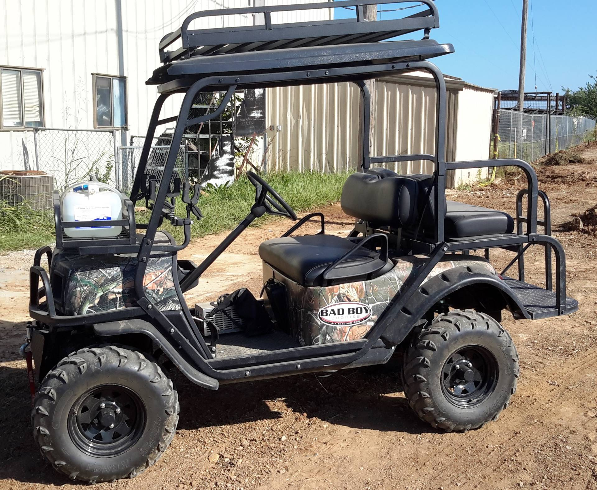 2011 Bad Boy Buggies N/A in Eastland, Texas