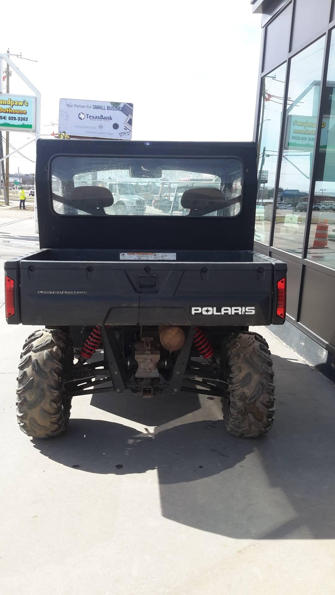 2011 Polaris Ranger XP 800 3