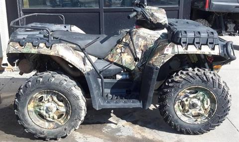 2014 Polaris Sportsman® 550 EPS Browning® LE in Eastland, Texas