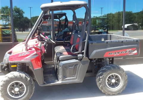 2012 Polaris Ranger XP® 800 EPS LE in Eastland, Texas
