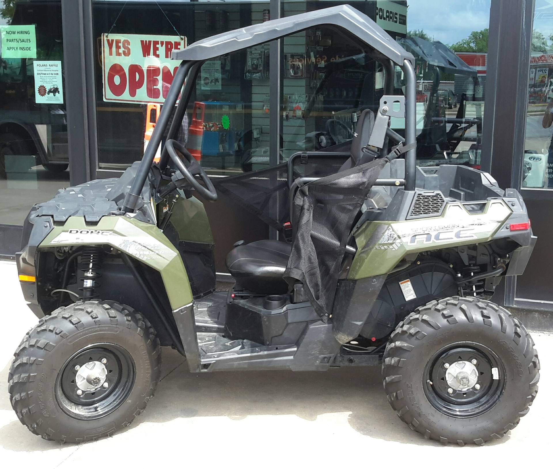 2015 Polaris ACE™ in Eastland, Texas - Photo 1