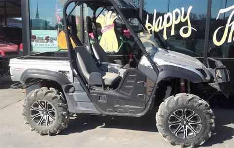 2009 Yamaha Rhino 700 FI Auto. 4x4 Sport Edition in Eastland, Texas - Photo 1
