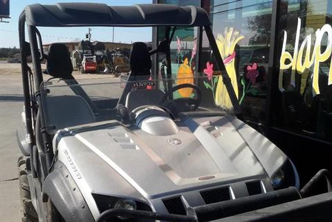 2009 Yamaha Rhino 700 FI Auto. 4x4 Sport Edition in Eastland, Texas - Photo 3