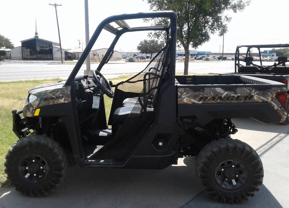 2021 Polaris Ranger XP 1000 Premium in Eastland, Texas - Photo 1