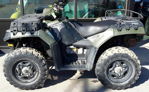 2011 Polaris Sportsman® 550 in Eastland, Texas