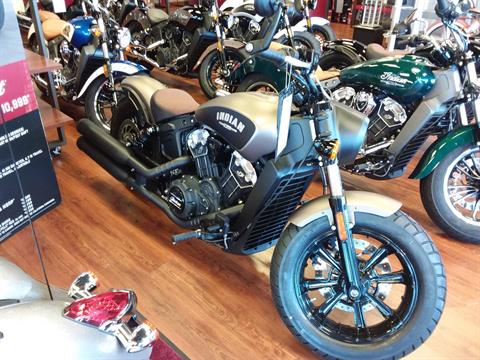 2019 Indian Scout® Bobber ABS in Lincoln, Nebraska