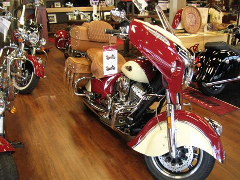 2017 Indian Roadmaster® Classic in Lincoln, Nebraska