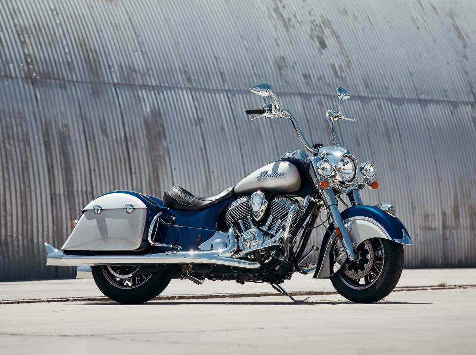 2017 Indian SPRINGFIELD in Lincoln, Nebraska