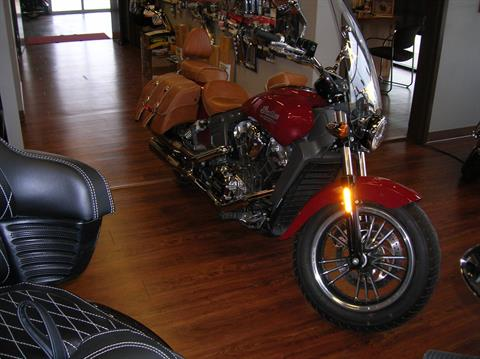 2016 Indian Scout™ ABS in Lincoln, Nebraska