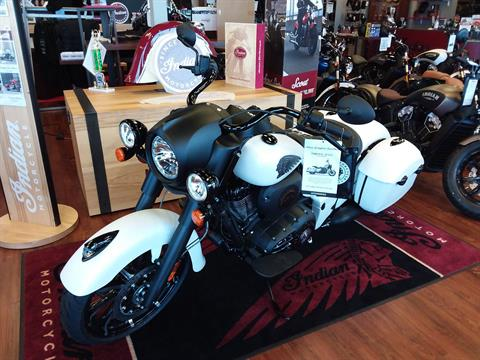 2019 Indian Springfield™ Dark Horse in Lincoln, Nebraska