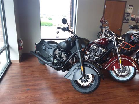 2019 Indian Chief Dark Horse® ABS in Lincoln, Nebraska