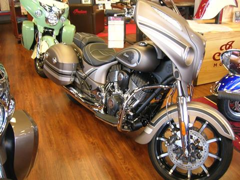 2018 Indian Chieftain® Limited ABS in Lincoln, Nebraska