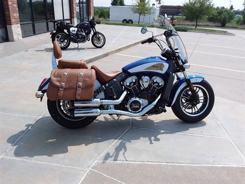 2017 Indian Scout® ABS in Lincoln, Nebraska