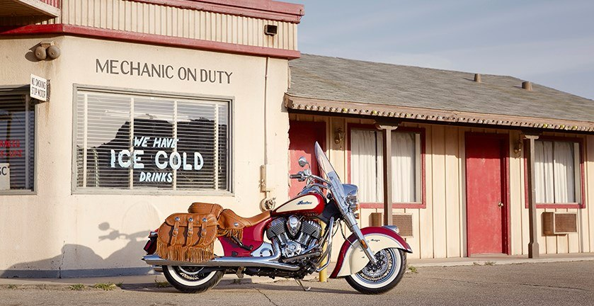 2017 Indian Chief® Vintage in Lincoln, Nebraska
