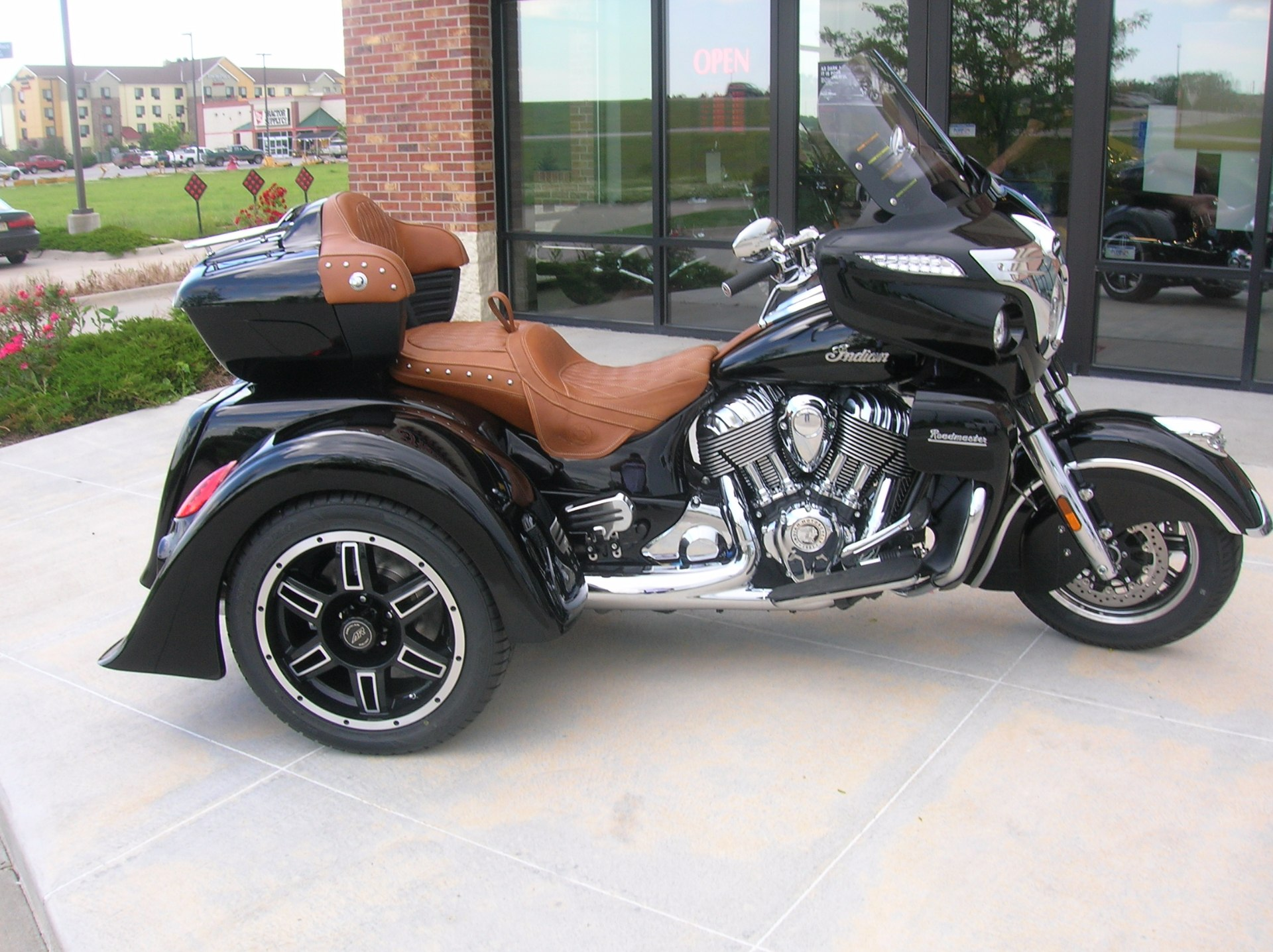 2016 Indian Tomahawk Trikes Lincoln Nebraska N A