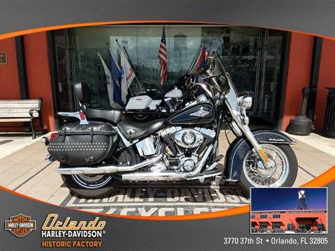 2014 Harley-Davidson Heritage Softail® Classic in Orlando, Florida - Photo 1
