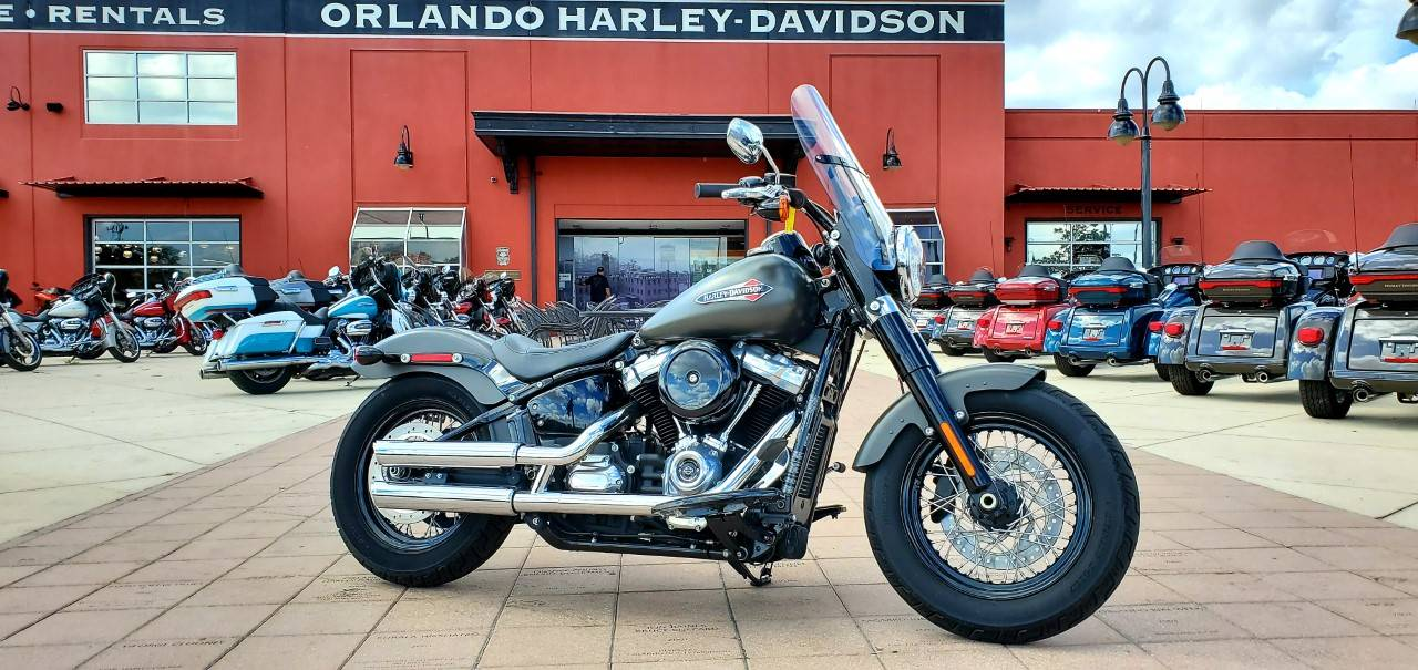 2018 Harley-Davidson SLIM in Orlando, Florida - Photo 1
