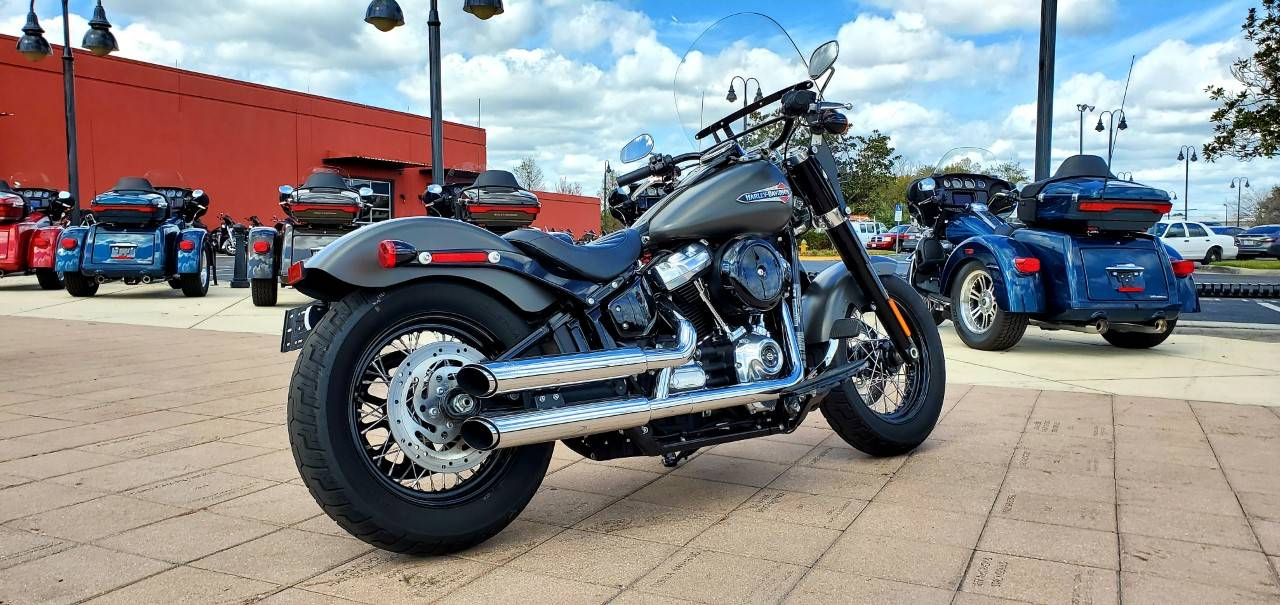2018 Harley-Davidson SLIM in Orlando, Florida - Photo 2