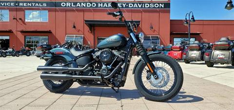 2020 Harley-Davidson Street Bob in Orlando, Florida - Photo 1