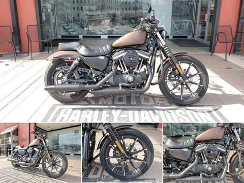 2019 Harley-Davidson XL883N in Orlando, Florida - Photo 2