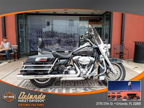 2009 Harley-Davidson Road King® in Orlando, Florida - Photo 1