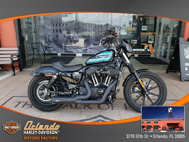 2019 Harley-Davidson Iron 1200™ in Orlando, Florida - Photo 1