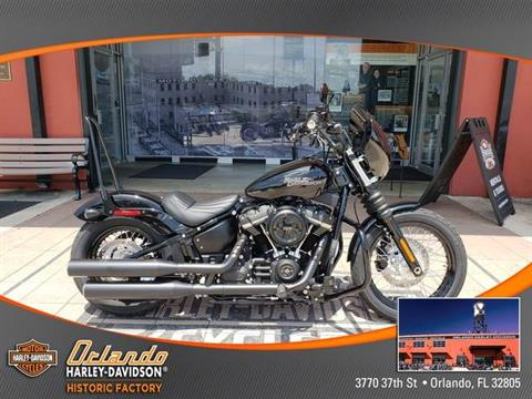 2019 Harley-Davidson Street Bob® in Orlando, Florida - Photo 1