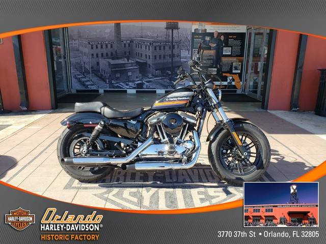 2018 Harley-Davidson Forty-Eight® Special in Orlando, Florida - Photo 1