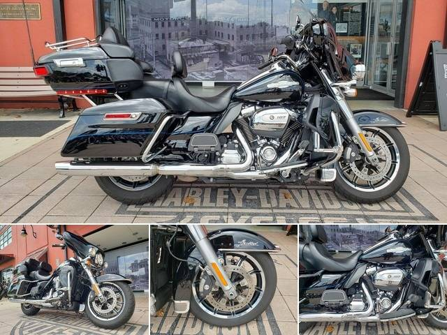 2017 Harley-Davidson FLHTK in Orlando, Florida - Photo 2