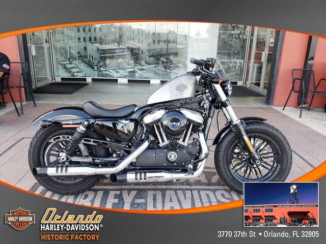 2017 Harley-Davidson Forty-Eight® in Orlando, Florida - Photo 1