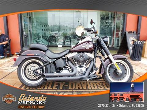 2014 Harley-Davidson FLSTFB103 in Orlando, Florida - Photo 1