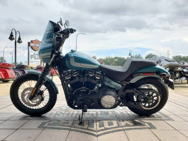 2018 Harley-Davidson Street Bob® 107 in Orlando, Florida - Photo 3