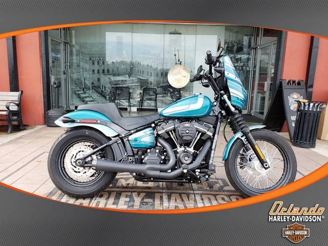 2018 Harley-Davidson Street Bob® 107 in Orlando, Florida - Photo 1