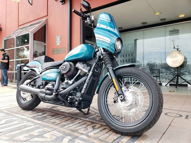 2018 Harley-Davidson Street Bob® 107 in Orlando, Florida - Photo 6