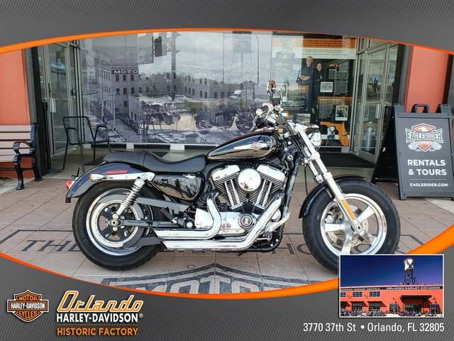 2013 Harley-Davidson Sportster® 1200 Custom in Orlando, Florida - Photo 1