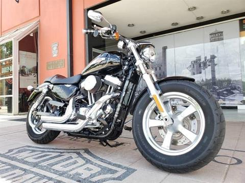 2013 Harley-Davidson Sportster® 1200 Custom in Orlando, Florida - Photo 7