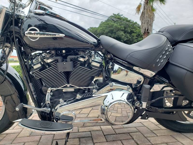 2020 Harley-Davidson Heritage Classic in Kissimmee, Florida - Photo 9