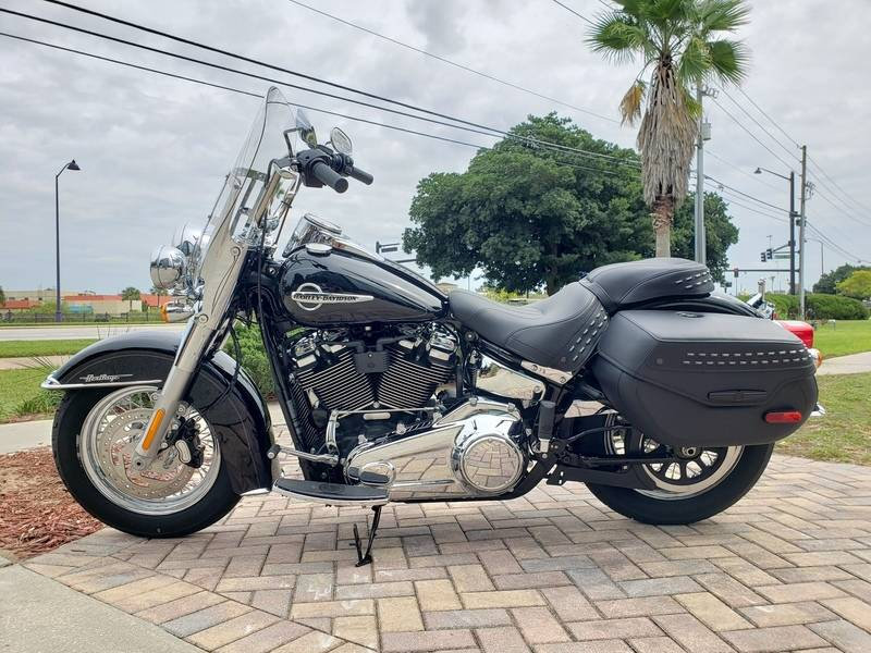 2020 Harley-Davidson Heritage Classic in Kissimmee, Florida - Photo 10