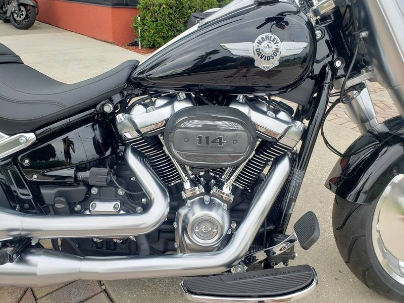 2020 Harley-Davidson Fat Boy® 114 in Kissimmee, Florida - Photo 5