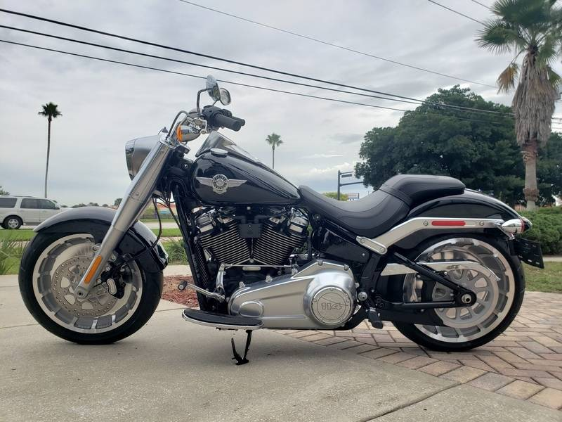 2020 Harley-Davidson Fat Boy® 114 in Kissimmee, Florida - Photo 11