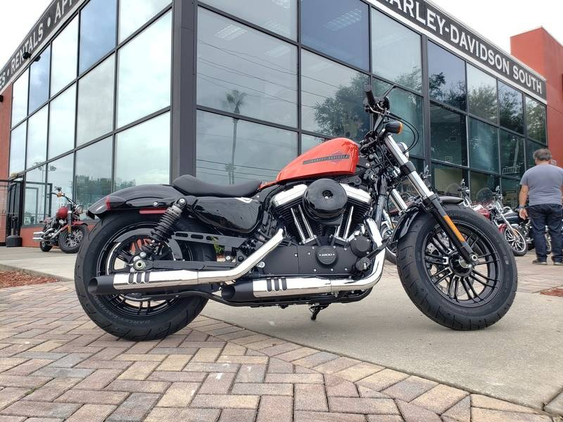 2020 Harley-Davidson Forty-Eight® in Kissimmee, Florida - Photo 1