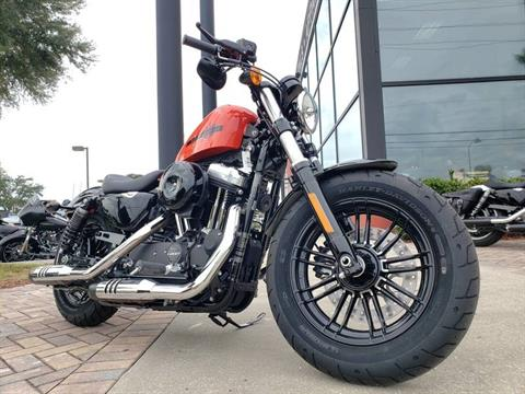 2020 Harley-Davidson Forty-Eight® in Kissimmee, Florida - Photo 2