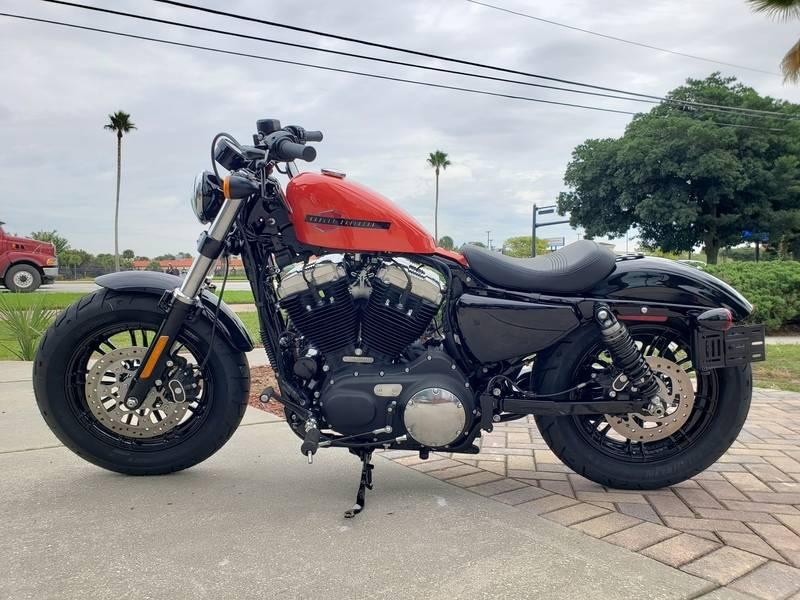 2020 Harley-Davidson Forty-Eight® in Kissimmee, Florida - Photo 10