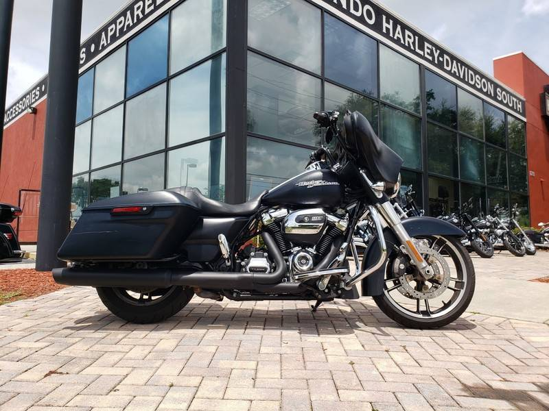 2017 Harley Davidson Street Glide Special In Kissimmee Florida