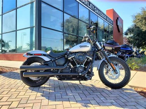 2020 Harley-Davidson Street Bob® in Kissimmee, Florida - Photo 1