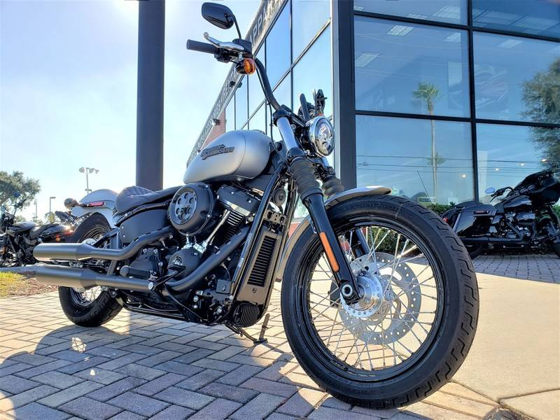 2020 Harley-Davidson Street Bob® in Kissimmee, Florida - Photo 2