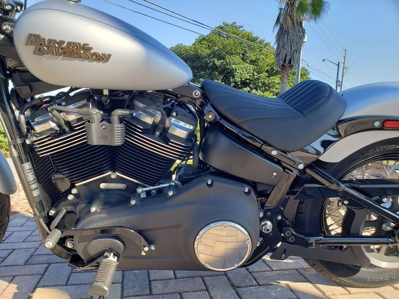 2020 Harley-Davidson Street Bob® in Kissimmee, Florida - Photo 9