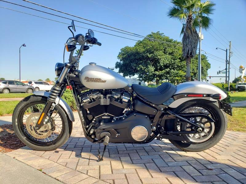 2020 Harley-Davidson Street Bob® in Kissimmee, Florida - Photo 10