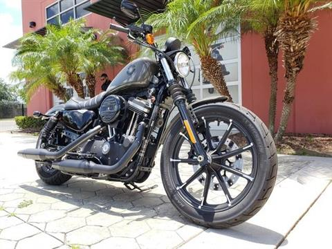 2019 Harley-Davidson Iron 883™ in Orlando, Florida - Photo 9